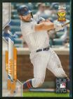 2020 Topps MLB NYC Store Exclusive Baseball Cards 9