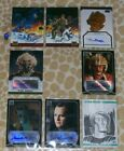 2013 Topps Star Wars Galactic Files 2 Autographs Guide 37