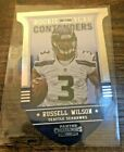 2012 RUSSELL WILSON PANINI ROOKIE OF THE YEAR CONTENDERS RC DIE CUT FOIL 8