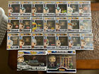 Pop! Movies Back to the Future Funko Pop Lot Including Exclusives - 23 Pops