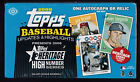 2008 TOPPS UPDATE HERITAGE HIGH NUMBER SERIES BASEBALL FACTORY SEALED HOBBY BOX