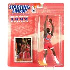 Loy Vaught 1997 Starting Lineup NBA Los Angeles Clippers Kenner Sealed Original