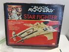 1979 Mego Buck Rogers STAR FIGHTER 100% Complete Original W Box Very Nice! RARE