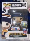 Funko Pop! Football NFL AARON RODGERS 43 Toys R Us Exclusive Throwback Packers