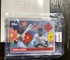 Vintage Topps Hank Aaron Baseball Cards Showcase Gallery and Checklist 77