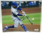 Mookie Betts Los Angeles Dodgers Hand Signed Autographed 8x10 MLB Photo With COA