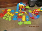 VTech Go Go Smart Wheels Fire Command Rescue Center  Much More 46 Pieces in all
