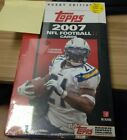 2007 Topps Football Sealed Hobby Box 36 Packs Possible Autograph Peterson Rookie