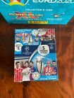 Topps Champions League 2017-18 box 30 packets stickers Mbappe Rookie #248 chance