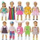 WYHTOYS 18 inch Doll Clothes and Accessories 23 Pcs American 18 Girl Doll
