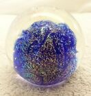 GLASS EYE STUDIO GES 02 SERIES PLANET PAPERWEIGHT