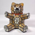 Stained Glass 75 Teddy Bear Table Lamp Night Light