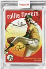 Rollie Fingers Cards, Rookie Card and Autographed Memorabilia Guide 3
