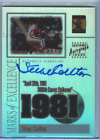2002 Topps Tribute Marks of Excellence Autograph #SC Steve Carlton Auto - NM-MT