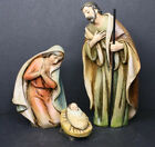 Holy Family 3 Piece Nativity Set by Milagros for Avalon Gallery SEE DESC