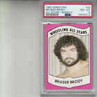1982 Wrestling All Stars Series A and B Trading Cards 40