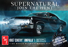New AMT 1967 Chevy Impala 4 Door Supernatural 125 Scale Model Kit AMT1124