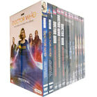 Doctor Who: The Complete Series Season 1-12 DVD Box Set Fast Shipping New Sealed
