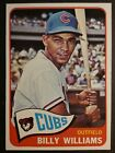 Top 10 Billy Williams Baseball Cards 14