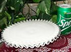 Fenton Low Flat Comport or Sweetmeat Small Circa Mid to late 1940s