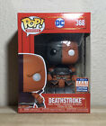 Funko POP! DC IMPERIAL DEATHSTROKE #368 SDCC SUMMER CONVENTION EXCLUSIVE