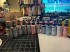 12 Tim Holtz Distress Oxide Sprays New and Unused just sitting there