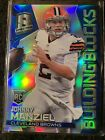 Johnny Manziel Cards, Rookie Cards, Key Early Cards and Autographed Memorabilia Guide 72