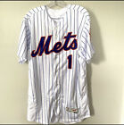 Authentic Majestic On-Field Jersey New York Mets Aimed Rosario 44 NWT