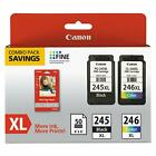 Universal Fit Ink Cartridge Black Tri Color Combo Home Office Printing Supplies