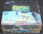 1995 Topps Star Wars Widevision ESB Trading Card Box - SEALED