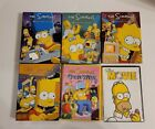 The Simpsons DVD Seasons 7 10 + Simpsons Movie  Simpsons Gone Wild DVDs EX Cond