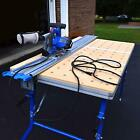 Kreg Plunge Track Saw Adaptive Cutting System and Project Table No Shipping