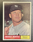 Mickey Mantle Topps Cards - 1952 to 1969 61