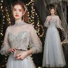 Noble Evening Formal Party Ball Gown Prom Bridesmaid Acting Host DressTSJY17168