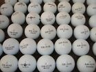 Packs of 8 white Top Flite pearl and A grade golf balls