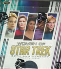 The Women of Star Trek 50th ANNIVERSARY 1 (ONE) Factory Sealed Trading Card Box