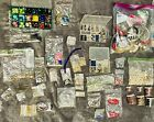 HUGE Lot Findings DIY Jewelry Making Supplies CHARMS Gemstone Glass BEADS