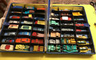 LOT OF 48 VINTAGE 1960s LESNEY  MATCHBOX And PENNY DIE CAST CARS IN CASE
