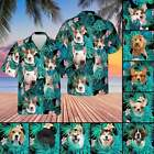 NEW Native Summer Leaves Dogs Hawaiian 3D Shirt Gift For Dog Lover Best Price
