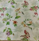 10 yards Waverly Beautiful Whimsical Floral Fabric Upholstery Drapery