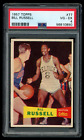 Top 10 Bill Russell Basketball Cards of All-Time 19