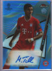 2019-20 Topps Finest UEFA Champions League Soccer Cards 32
