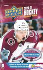 2020 21 Upper Deck EXTENDED SERIES MASSIVE Factory Sealed HOBBY Box-6 Young Gun+