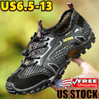 Mens Non slip Hiking Sports Shoes Athletic Outdoor Casual Sneakers Plus Size 13