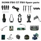 RC Drone Spare Parts For SG906 Pro SG906PRO SG906PRO 2 X7pro Assembling Kits