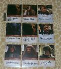 2016 Cryptozoic Hobbit The Battle of the Five Armies Trading Cards 27