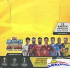 2021 22 Topps Match Attax Champions League UEFA Soccer HUGE 24 Pack Box-288 Card