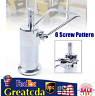 Barber Salon Chair Hydraulic Pump Replacement Lift Cylinder 6 Screw All Purpose