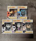 Funko Pop! Rocky & Bullwinkle Vaulted Complete Set of 5 Collectible Figure ⭐⭐⭐⭐⭐