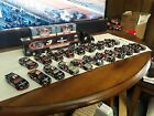 nascar diecast 1 64 lot loose A collection of Dales Goodwrench cars  hauler